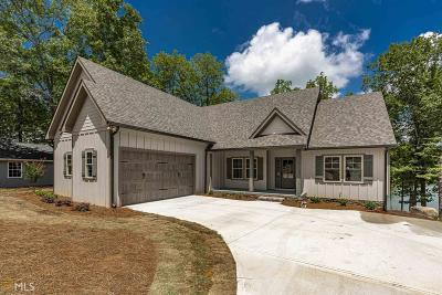 Greensboro, Eatonton Single Family Home For Sale: 134 Winding River Rd #18