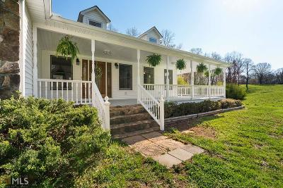 Ellijay Single Family Home For Sale: 1833 Clear Creek Rd