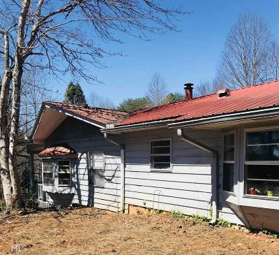 Demorest Single Family Home Under Contract: 1031 E Mize Rd