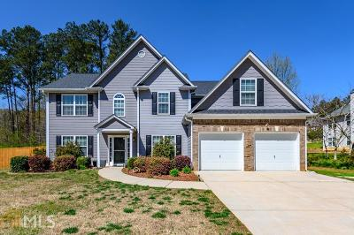 Douglasville Single Family Home Under Contract: 3773 Brightwater