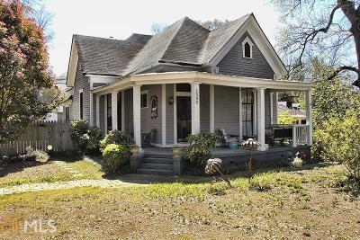 Decatur Single Family Home For Sale: 1504 Oakview
