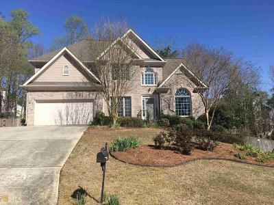 Lilburn Single Family Home Under Contract: 620 Catamount Way