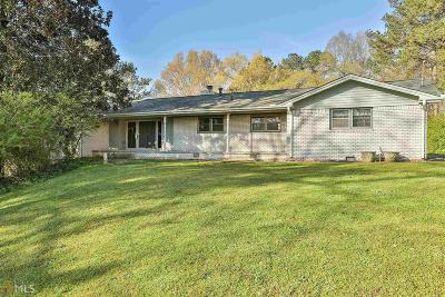 Fayette County Single Family Home Under Contract: 1016 Hood Rd