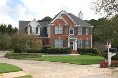 Fayetteville Single Family Home Under Contract: 115 Hidden Lake Dr