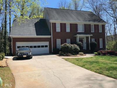 Stone Mountain Single Family Home For Sale: 7349 Timberline Way