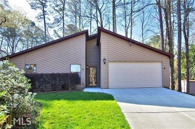 Lilburn Single Family Home Under Contract: 5480 Chuzzlewit Ct