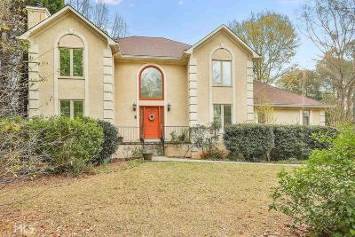 Peachtree City GA Single Family Home For Sale: $447,000