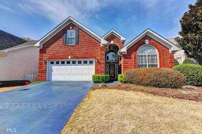 Conyers Single Family Home Under Contract