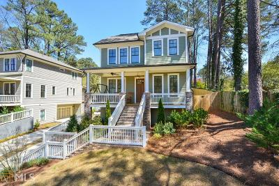 Decatur Single Family Home For Sale: 541 N Superior Ave