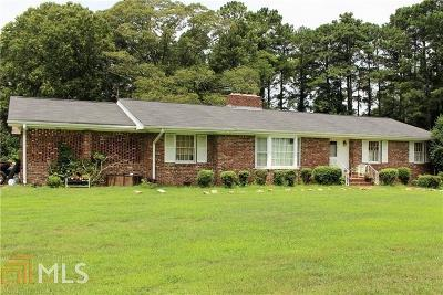 Lithonia Single Family Home Under Contract: 1955 Wellborn Rd