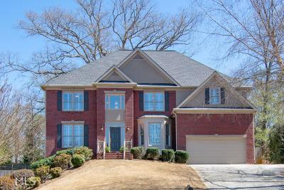 Suwanee Single Family Home Under Contract: 378 Vista Lake Dr