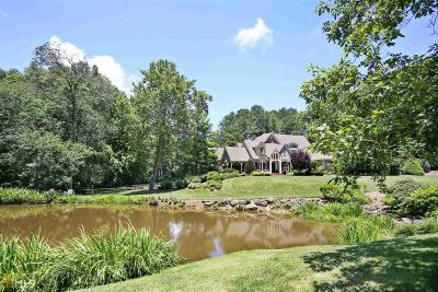 Alpharetta, Milton, Roswell Single Family Home For Sale: 940 Pleasant Hollow Trl
