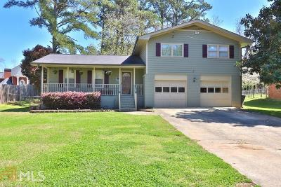 Lilburn Single Family Home Under Contract: 5030 Lilburn Stone Mountain Rd