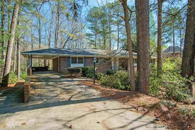 Tucker Single Family Home Under Contract: 2963 Henderson Rd