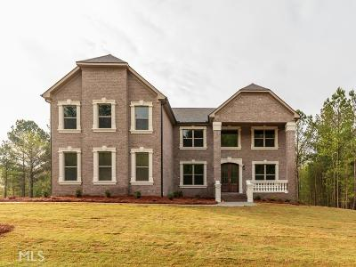 Conyers Single Family Home Under Contract: 2577 NE Pattington Way Way