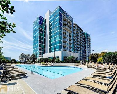 Eclipse Condo/Townhouse For Sale: 250 Pharr Rd #1814