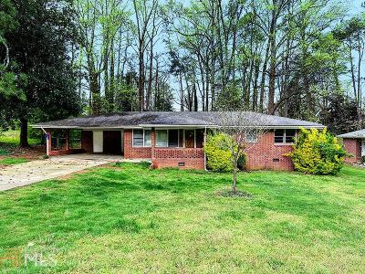 Mableton Single Family Home For Sale: 5480 Beaver Dr