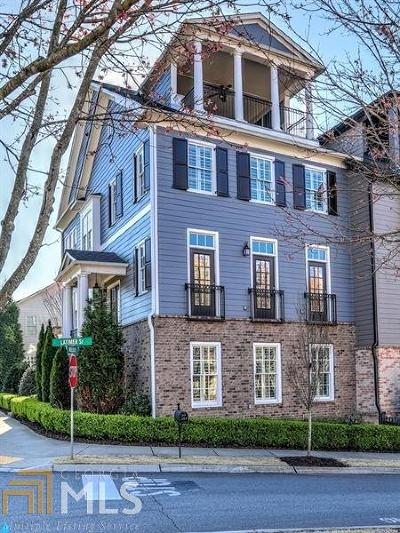 Woodstock Condo/Townhouse For Sale: 401 Latimer St