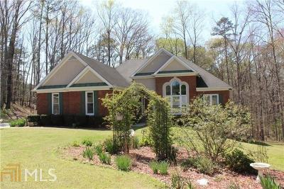Douglasville Single Family Home Under Contract: 4920 St Johns Dr