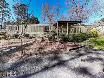 Acworth Single Family Home For Sale: 4273 Clark Cir