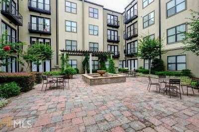 Chamblee Condo/Townhouse Under Contract: 5300 Peachtree Rd #1501