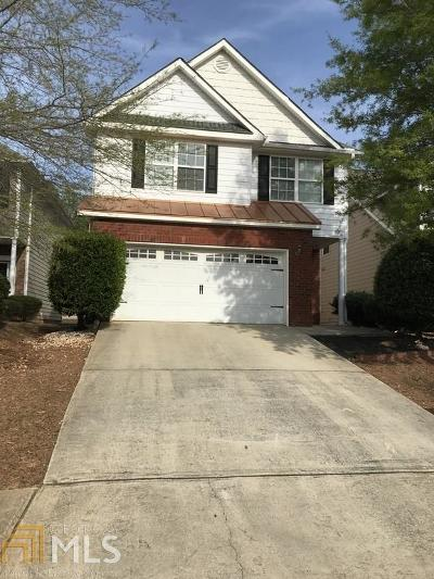 Locust Grove Single Family Home Under Contract: 346 Clover Brook Dr