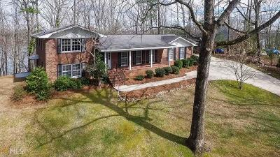 Cumming, Gainesville, Buford Single Family Home For Sale: 1181 Antioch Campground