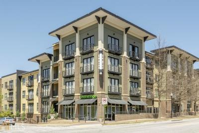 Chamblee Condo/Townhouse Under Contract: 5300 Peachtree Rd #3202