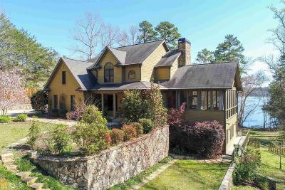Cumming, Gainesville, Buford Single Family Home Under Contract: 2360 Donnie Lee Dr