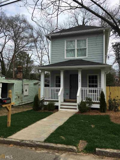 Pittsburgh Single Family Home For Sale: 1104 Hubbard