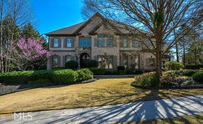 Suwanee Single Family Home For Sale: 5163 Brendlynn Dr
