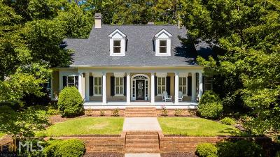 Fayetteville Single Family Home For Sale: 210 Old Ivy