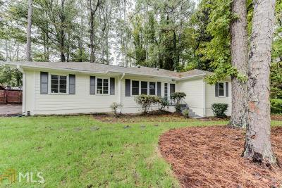 College Park Single Family Home For Sale: 2194 Lyle