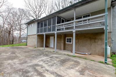 Jasper Single Family Home For Sale: 2096 E Highway 136