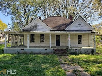 Monroe Single Family Home Under Contract: 732 E Church St