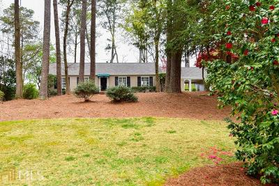 Brookhaven Single Family Home Under Contract: 1871 Colt Dr