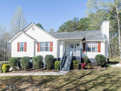 Locust Grove Single Family Home Under Contract: 400 Wolf Creek Ct