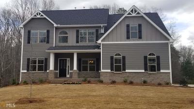 Senoia Single Family Home Under Contract: 210 Charleston Dr