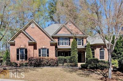 Kennesaw Single Family Home For Sale: 4842 Wildrose Ct