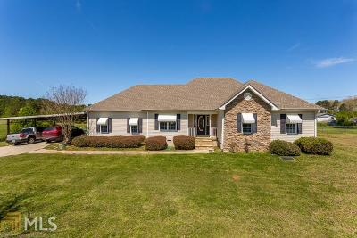 Griffin Single Family Home For Sale: 2679 Teamon Rd