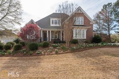 Cumming, Gainesville, Buford Single Family Home Under Contract: 6960 Polo Fields Pkwy