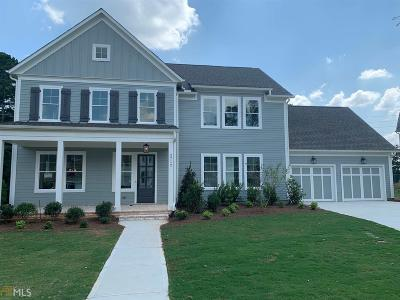 Emerson Single Family Home For Sale: 2712 Aster Ct