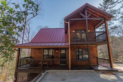 Ellijay Single Family Home For Sale: 90 Camber Ct
