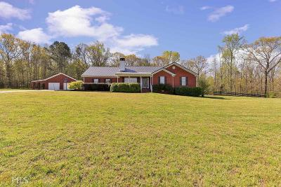 Winder Single Family Home Under Contract: 1389 Highway 82