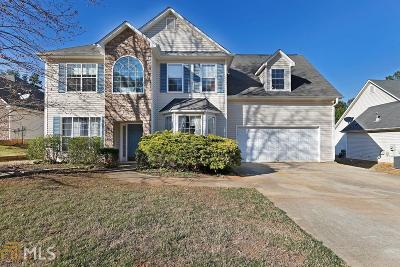 Fayetteville Single Family Home Under Contract: 11782 Fairway Overlook