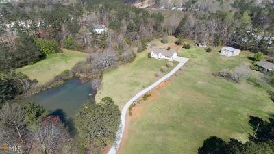 Douglasville Single Family Home For Sale: 127 Hunter Rd