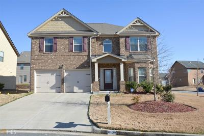 Austell Single Family Home Under Contract: 6130 Glade Ct