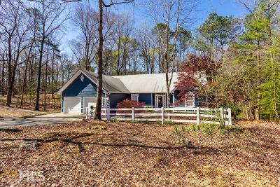 Jasper Single Family Home Under Contract: 107 Apache Ridge Rd