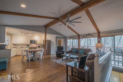 Jasper Single Family Home For Sale: 816 Mulligan Way