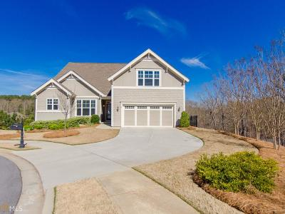 Cumming, Gainesville, Buford Single Family Home Under Contract: 3520 Blue Spruce Ct